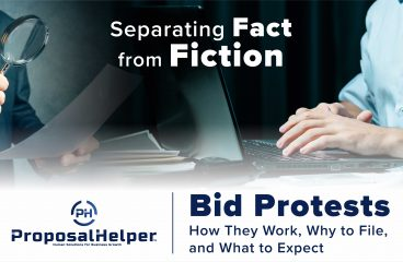 <b>Separating Fact from Fiction – Bid Protests:  How They Work, Why to File, and What to Expect</b>