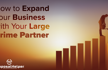 How to Expand Your Business with Your Large Prime Partner